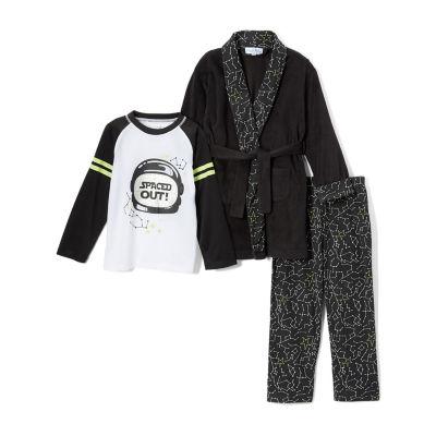 Bunz Kidz 3-pc. Pajama Set Toddler Boys