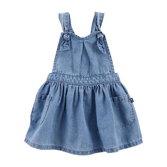 Oshkosh Girls Skirtalls-Baby