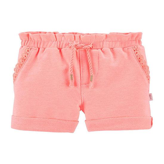 Oshkosh Girls Pull-On Short Baby