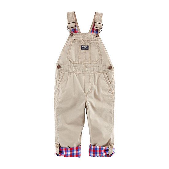 Oshkosh Overalls - Toddler Boys