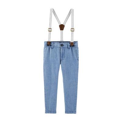 Oshkosh Pull-On Pants - Toddler Boys