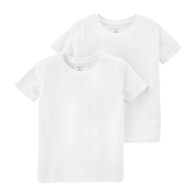 Carter's Round Neck Short Sleeve T-Shirt Boys