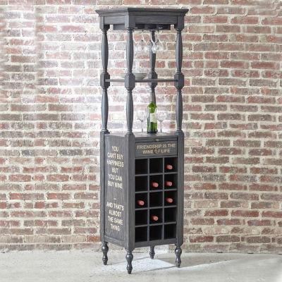Fulton Wine Cabinet