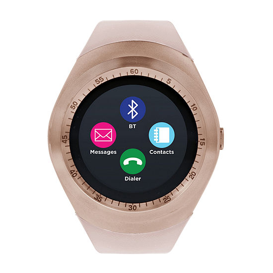 Itouch Curve Unisex Pink Smart Watch-Itr4360rg788-0aa