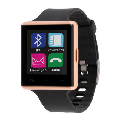 Itouch Air 2 Heart Rate Unisex Black Smart Watch-Ita34601r932-003