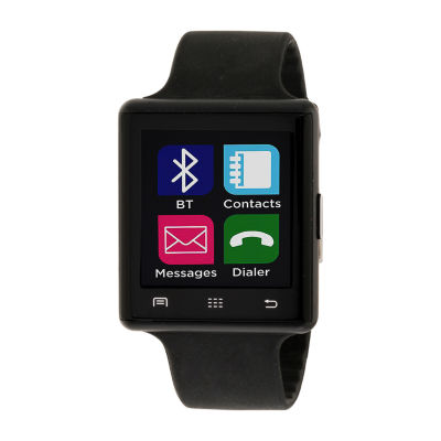Itouch Air 2 Heart Rate Unisex Black Smart Watch-Ita34601b932-003