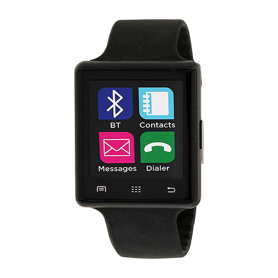 Itouch Air 2 Heart Rate Unisex Black Smart Watch-Ita34605b932-003