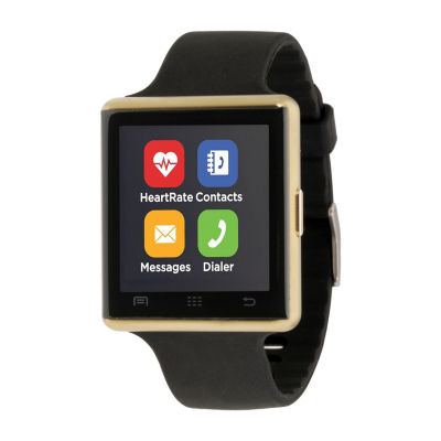 Itouch Air 2 Heart Rate Unisex Black Smart Watch-Ita34601g932-003