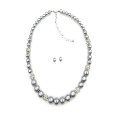 Vieste Rosa Womens 8-10MM Strand Necklace