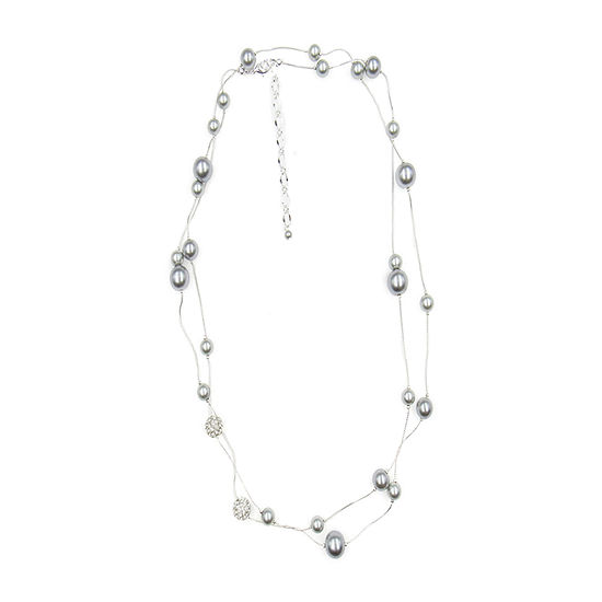 Vieste Rosa Womens Illusion Necklace
