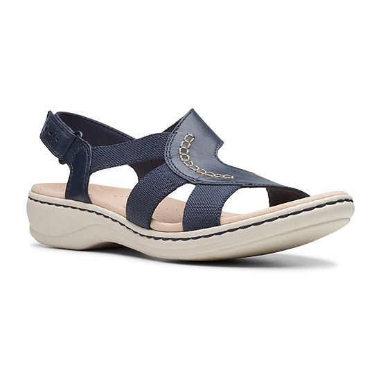 Clarks Womens Leisa Joy Strap Sandals