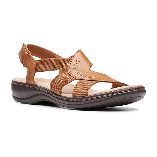Clarks Womens Leisa Joy Strap Sandals