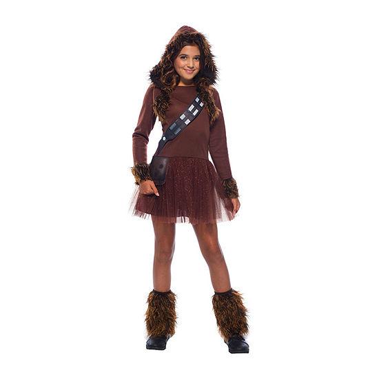 Star Wars Girls Classic Chewbacca Costume