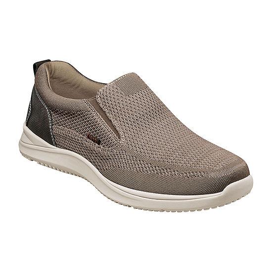 Nunn Bush Mens Conway Slip-On Shoe