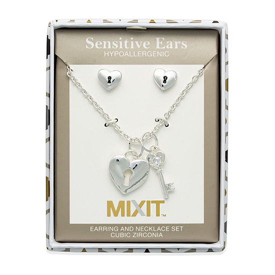 Mixit 18 Inch Cable Necklace Set