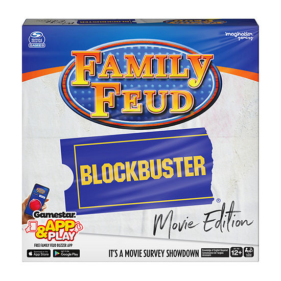 Family Feud Blockbuster Game
