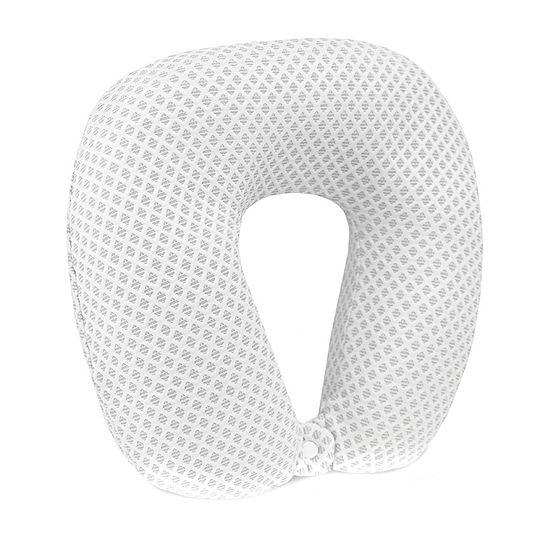 SensorPEDIC U-Neck Memory Foam Travel Pillow
