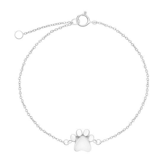 Itsy Bitsy 8 Inch Link Chain Bracelet