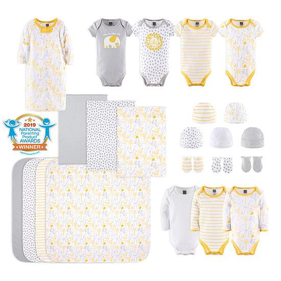 The Peanut Shell Baby 23-pc. Clothing Set Newborn-3 Months