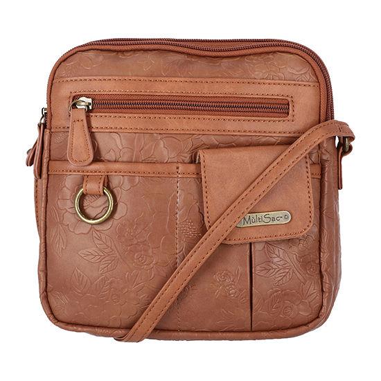 Multi Sac North South Crossbody Bag
