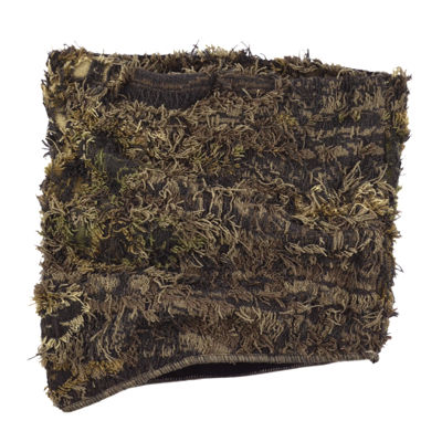 QuietWear® Fleece-Lined Grassy Neck Gaiter