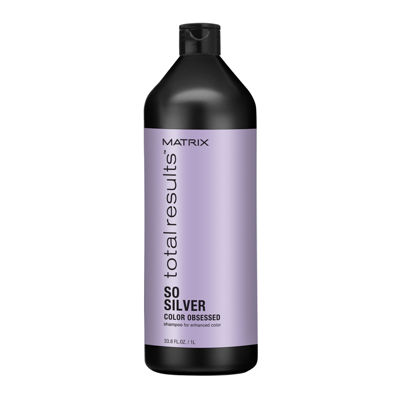 Matrix® Total Results™ Color Obsessed So Silver Shampoo - 33.8 oz.