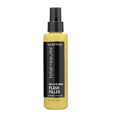Matrix® Total Results™ Hello Blondie Flash Filler Sheer Mist - 4.2 oz