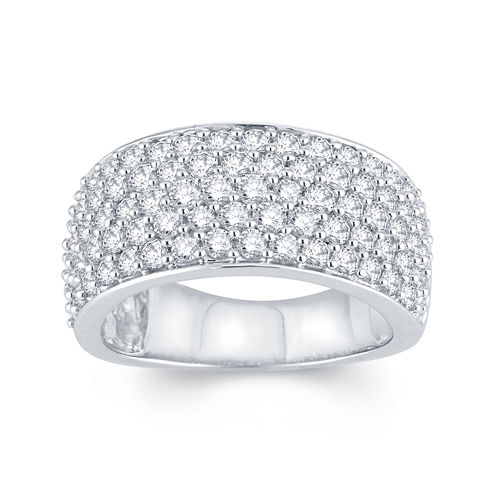LIMITED QUANTITIES 1½ CT. T.W. Diamond 14K White Gold Anniversary Ring