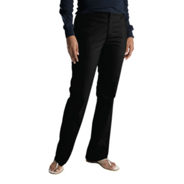Dickies® Slim-Fit Bootcut Stretch Twill Pants
