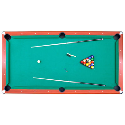 Hathaway Madison 8-FT Deluxe Pool Table