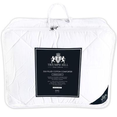 Triumph Hill Silk Comforter