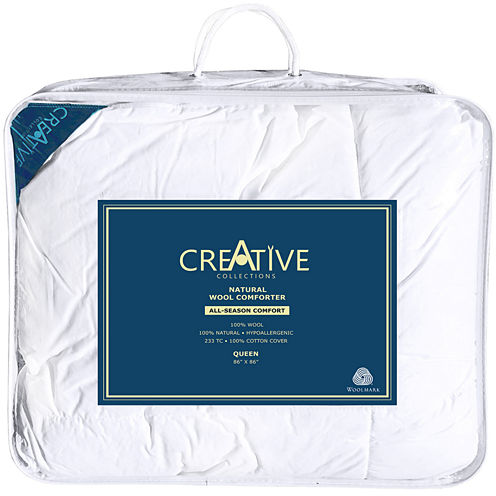 Creative Living Solutions Wool Comforter