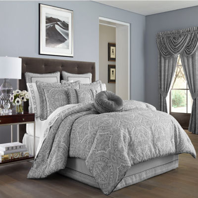 Queen Street Caprice 4-pc. Comforter Set