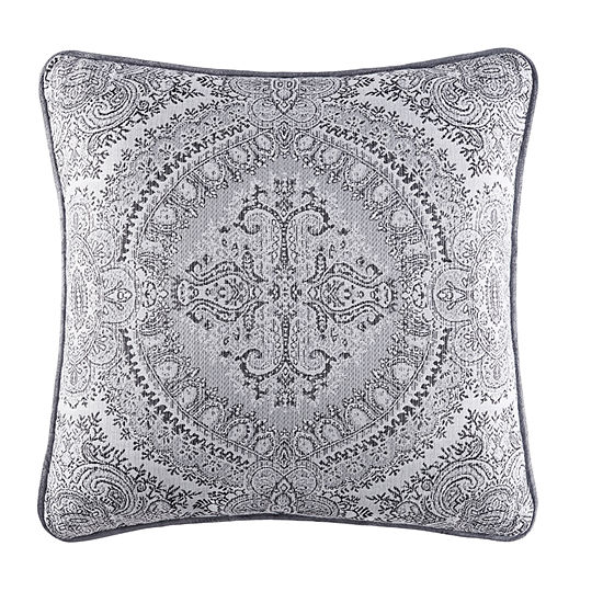 Queen Street Caprice Square Throw Pillow