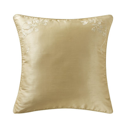 Marquis By Waterford Isabella Jacquard Euro Pillow