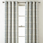 Studio Jett Grommet-Top Curtain Panel