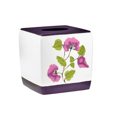 Popular Bath Jasmine Tissue Box Cover