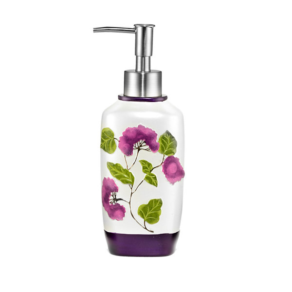 Popular Bath Jasmine Soap/Lotion Dispenser