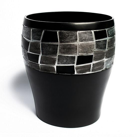 Popular Bath Mosaic Stone Waste Basket