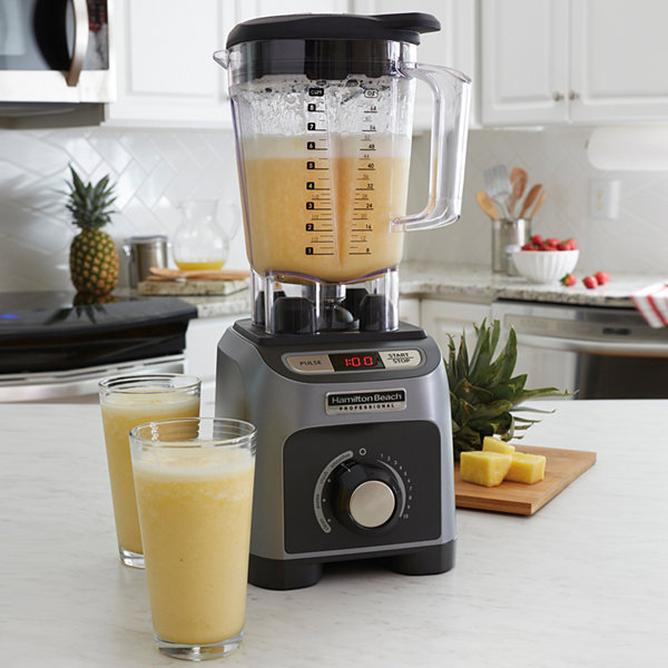 Hamilton Beach® Professional 1800 Watt Peak Power Blender with Programs