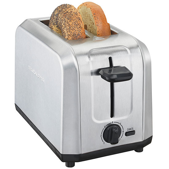 Hamilton Beach® Brushed Stainless Steel Toaster
