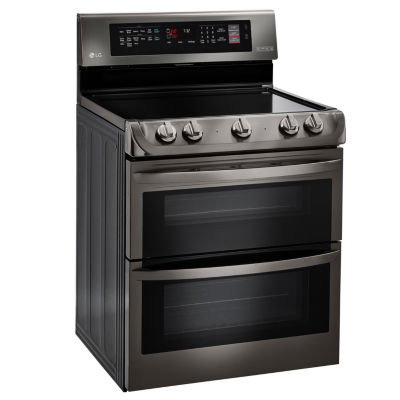 LG 7.3 cu. ft. Electric Double Oven Range