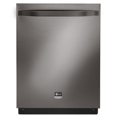LG STUDIO Top Control Dishwasher with Third Rack and TrueSteam® Technology