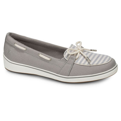 Grasshoppers Womens Windham Boat Shoes Slip-on