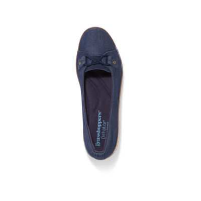 Grasshoppers Lily Womens Slip-On Shoes Slip-on Closed Toe