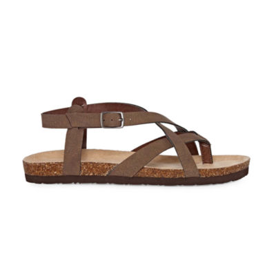 Pop Linda Womens Flat Sandals