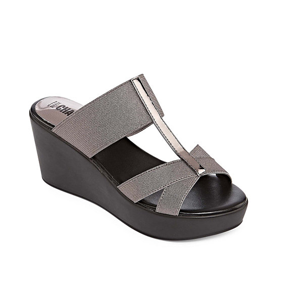 Style Charles Japan Womens Wedge Sandals