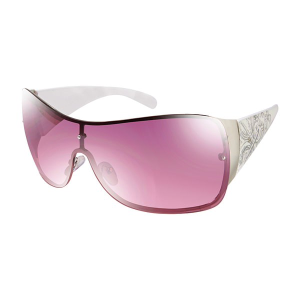 South Pole Full Frame Shield UV Protection Sunglasses-Womens