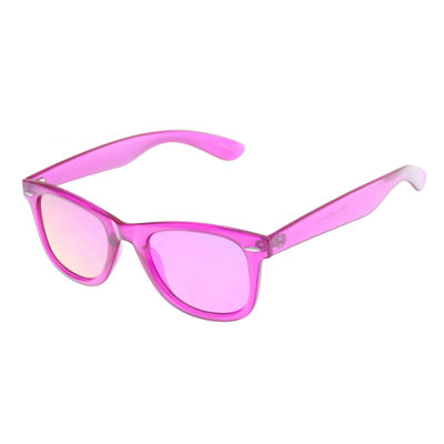 Arizona Womens Full Frame Rectangular UV Protection Sunglasses