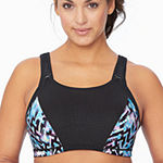 Glamorise Elite Performance Adjustable Support High Support Underwire Sports Bra-9167